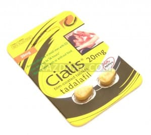 Lilly Cialis 20mg | Pack of 2 Tablets
