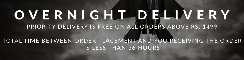 Overnight, free deliveries!